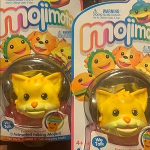 Mogimoto Animated Talking Mojis: 2 Count New